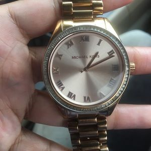 Real Michael Kors watch worn only 3 times